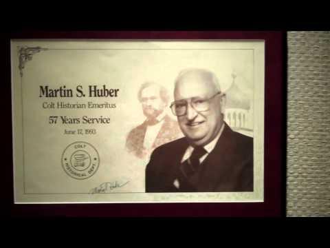 Colt Historian Emeritus Martin S. Huber