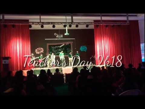 Bollywood Retro Medley| Old Hindi songs Mashup(Gd Goenka P.V)/Teacher's Day Special Performance/Live