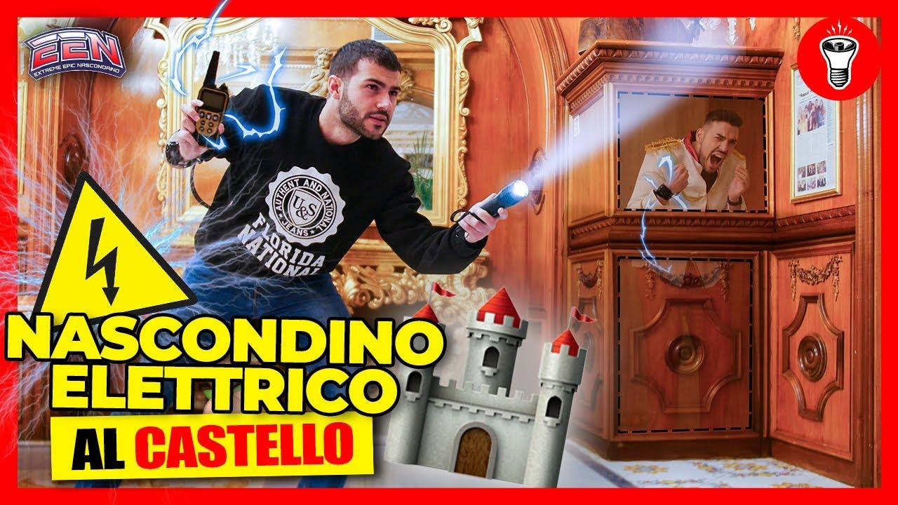 Download Nascondino Elettrico al Castello delle Cerimonie - EEN Ep.2 - theShow