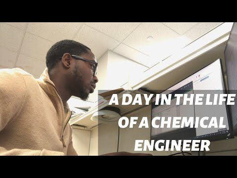 A DAY IN THE LIFE OF A CHEMICAL ENGINEER INTERN