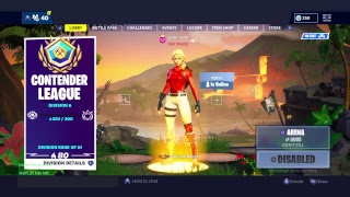 Arena Mode! // V-Buck Giveaway at Sub Goals // PS4 FORTNITE LIVE