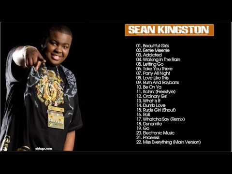Sean Kingston Greatest Hits || Sean Kingston Best Songs