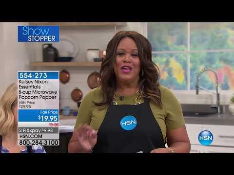 HSN | Kitchen Essentials featuring Kelsey Nixon 08.16.2017 - 04 AM