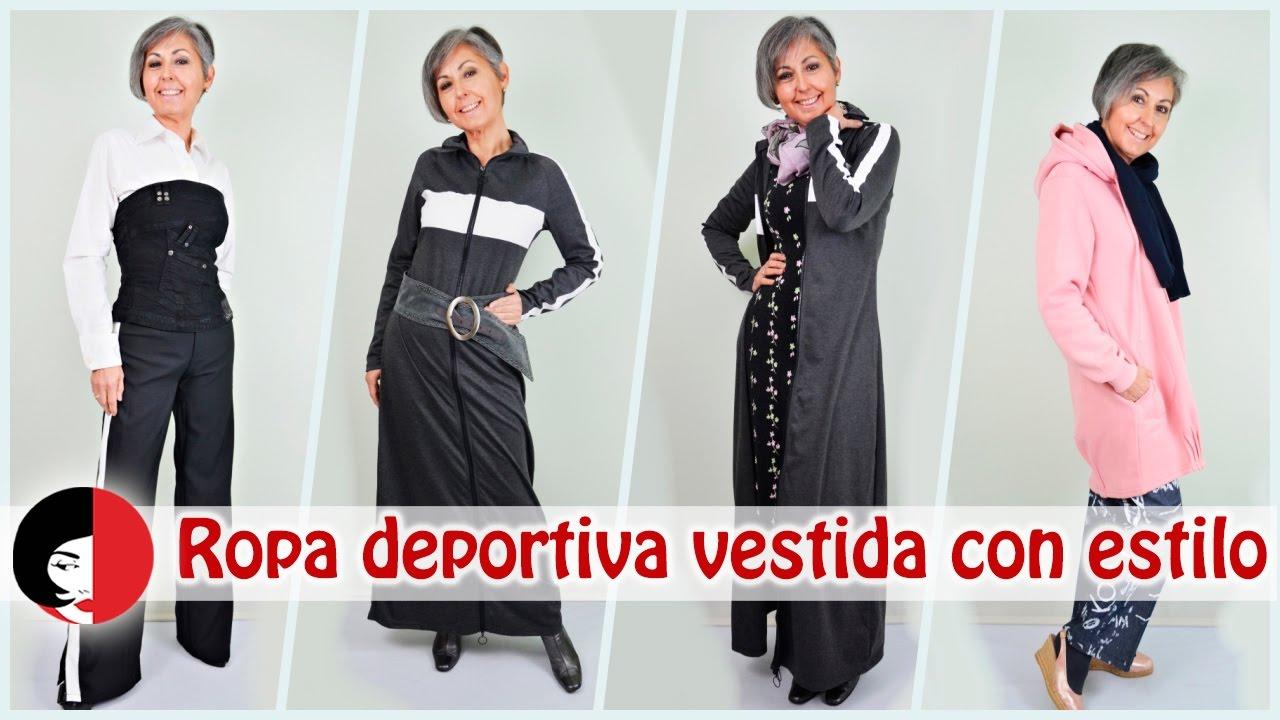 ropa deportiva para vestir con estilo