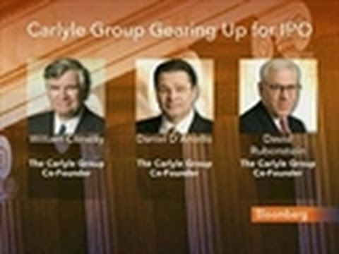 Conway Says Carlyle Near IPO for Buyout-Fund Capital