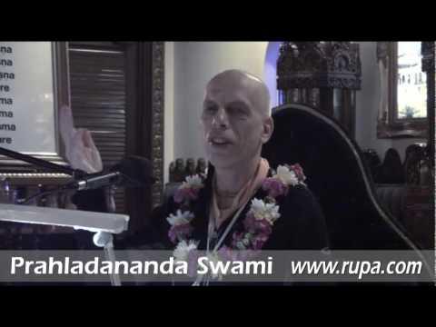 Lecture - Prahladananda Swami - SB 8.22.5