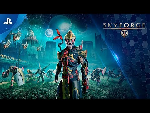 Skyforge – New Horizons Announcement   PS4