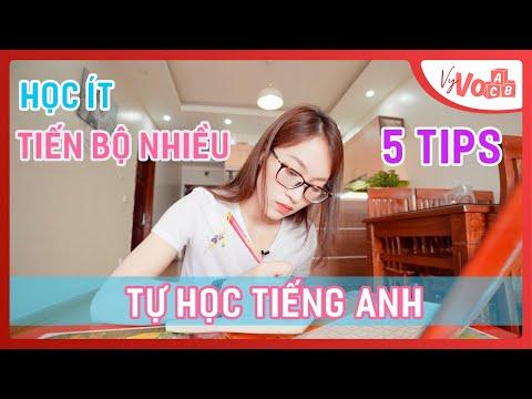 Cách tự học Tiếng Anh ở nhà vẫn tiến bộ nhanh | VyVocab Ep.44 | Khánh Vy