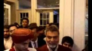 Bilal Saeed 1/1/11 wedding entrance
