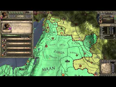 We Shall Play Crusader Kings 2 (Sword of Islam) 25 - Aleppo (Expert Let's Play)