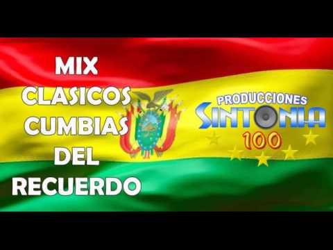 CUMBIA DE HOY - MIX CUMBIA DEL RECUERDO - DJ SINTONIA100