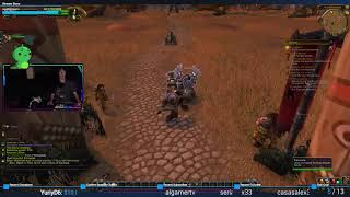 "🙄 ""eh-chee-kee-yay"" 🙄 (clip from World of Warcraft: Battle for Azeroth)"