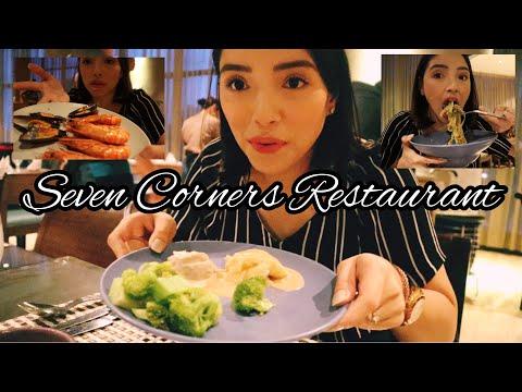 Seven Corners Buffet Crowne Plaza + Tita Sandra's Bday & Niko's Grad Celebrations | Mitch Duran