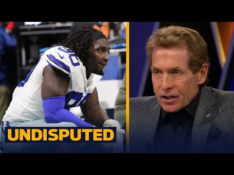 Skip Bayless reacts to the Dallas Cowboys' Week 10 loss to the Atlanta Falcons | UNDISPUTED
