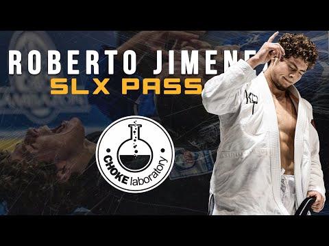SLX Guard Pass - Back Take | Roberto Jimenez