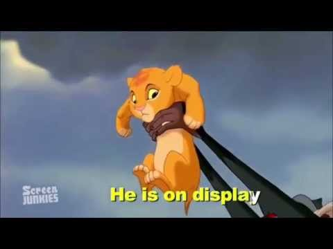 The Lion King Circle Of Life (Funny Parody)