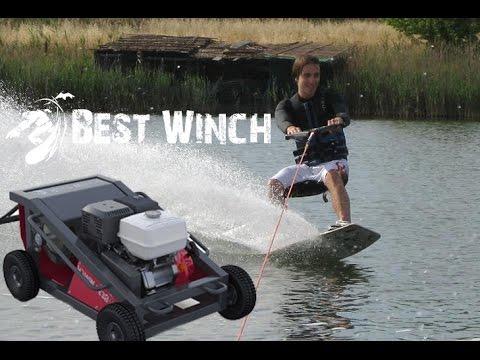 """Катание на мобильной лебедке """"Best Winch"""""""