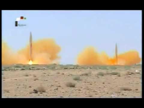 Ballistic Missile Launch Compilation