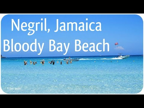 Negril, Jamaica - Bloody Bay Beach