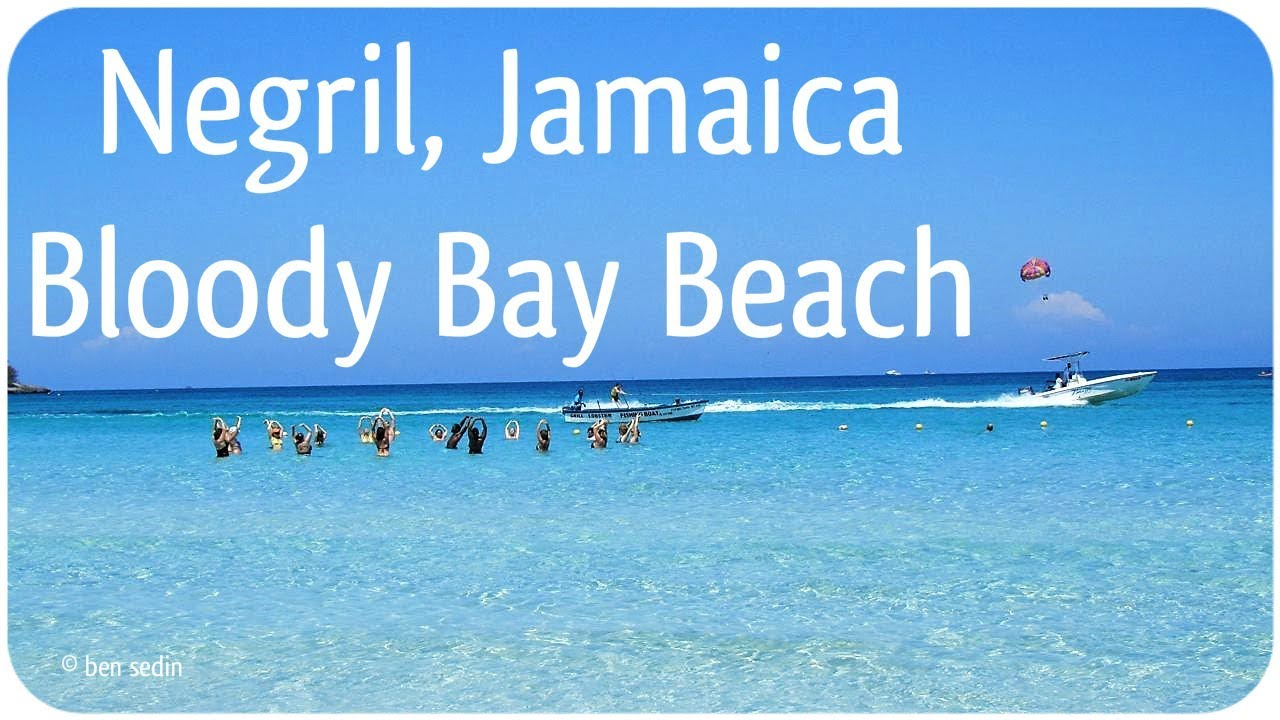 Negril Jamaica Bay Beach