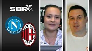 Napoli vs AC Milan - 22/02/16 - Serie A Match Predictions