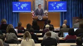 Department Press Briefing - March 26, 2019