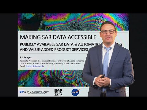 Making Synthetic Aperture Radar Remote Sensing Data More Accessible