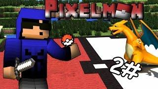 Pixelmon 2# Pokebolas Infinitas!