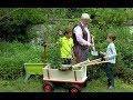Bêche légère pour enfant
