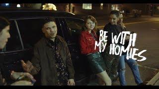 Смотреть клип Two Friends Ft. Juscova & James Delaney - With My Homies