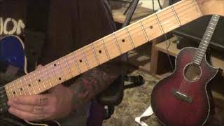 Scorpions - Your Light - CVT Guitar Lesson by Mike Gross