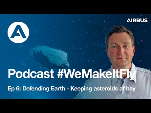 Albert Falke: Defending Earth - Keeping asteroids at bay