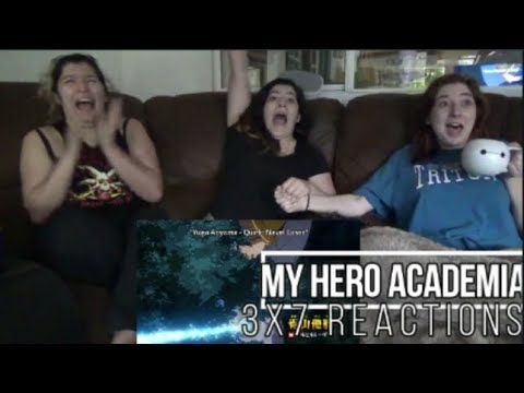 """My Hero Academia 3x7 """"What A Twist"""" ENG SUB Reactions"""