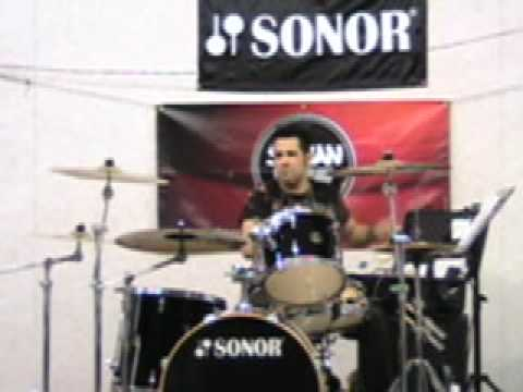 Drummer Rich Redmond Discusses His 'Money Beat 3' In Clinic!!!