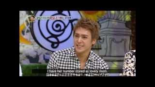 Download Video [ENG SUB] DooJoon DongWoon imitating Gikwang phone call with his mom MP3 3GP MP4