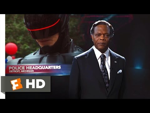 RoboCop (2014) - You're Under Arrest Scene (5/10) | Movieclips