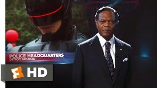 RoboCop (2014) - You're Under Arrest Scene (5/10) | Movieclips