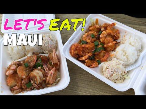 MAUI Eating - Hawaiian Good Eats 2019 | Broke Da Mouth😎