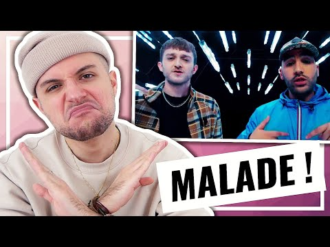 Heuss L'enfoiré + Vald – Matrixé | JE CONNAIS LE SAMPLE! | 1ÈRE ÉCOUTE | REACTION (TEASER 2020)