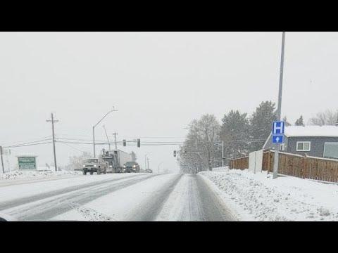 Yakima Snow Drive & Random Conversations