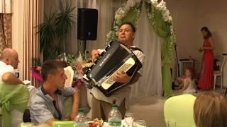 Аккордеон на свадьбе в Одессе(Франция и Одесское попурри)