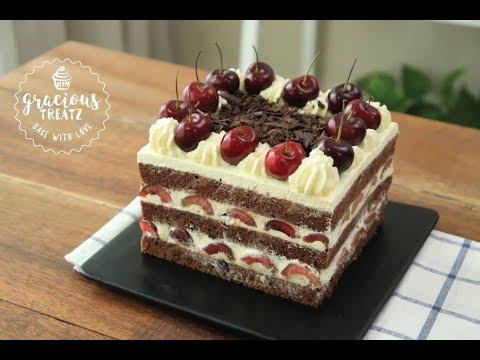 Cotton Soft Black Forest Cake