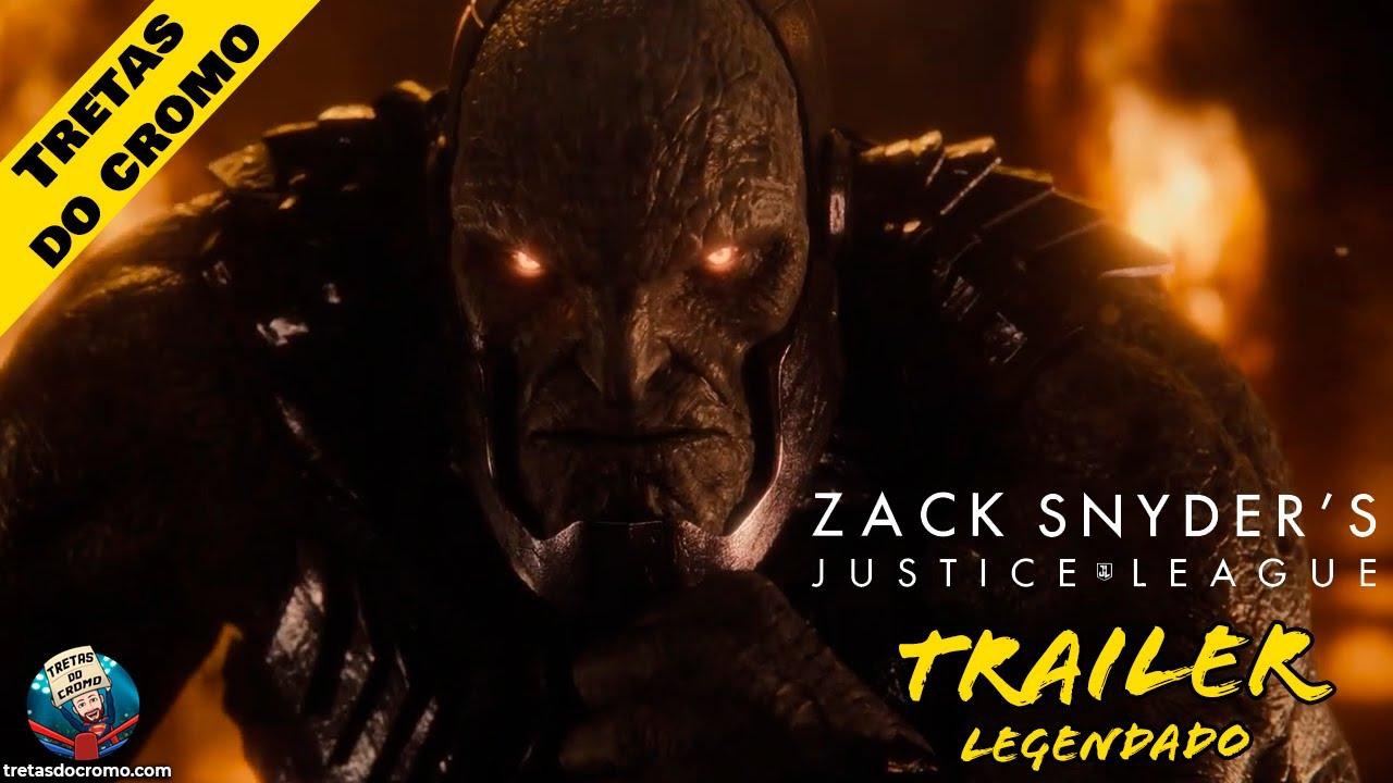 Liga da Justiça de Zack Snyder ganha o segundo trailer