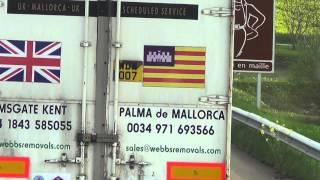 overtaken trucks 10