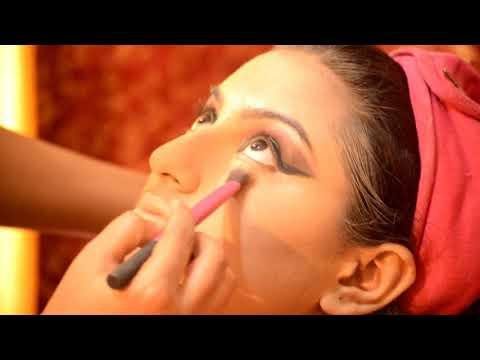 Bridal Work ।। Smriti's Makeover ।। A demo video