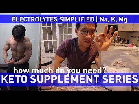 How I Do Electrolytes! | KETO SUPPLEMENT SERIES | Sodium, Potassium, Magnesium Simplified