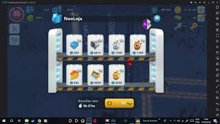 hack expandir depósito sim city bluidit usando game guardian