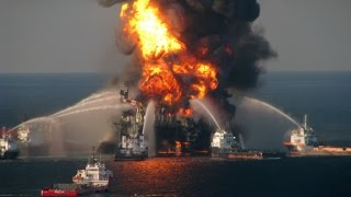 Revisit the BP oil spill 5 years later