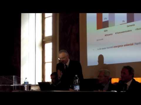 """""""In Italia gestione rifiuti dovrebbe andare operatore unico"""", Vito Gamberale al convegno di Ator"""