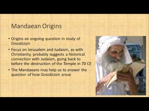 The First Baptists, The Last Gnostics: The Mandaeans
